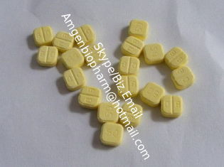 चीन Proviron / Mesterolone Anabolic Androgenic Muscle Gain Steroid Tablets आपूर्तिकर्ता